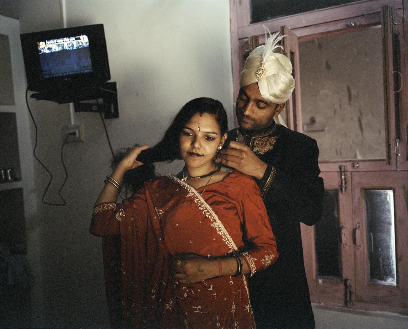 © Olivia Arthur, India, Bhivani