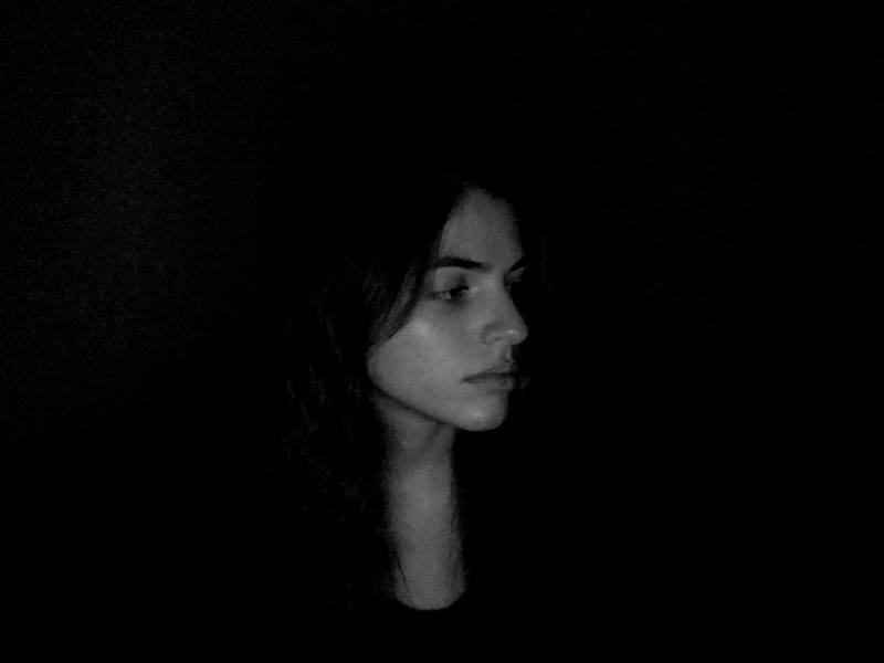 Marta Giaccone, self portrait, 2013
