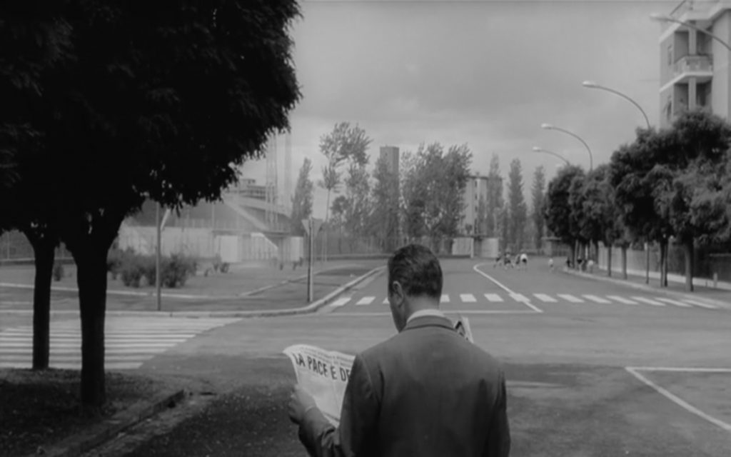 La notte © M. Antonioni